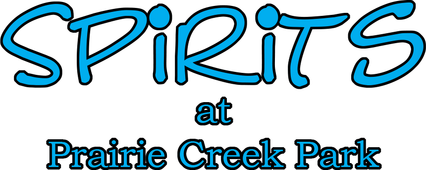 Spirits at Prairie Creek Park Logo